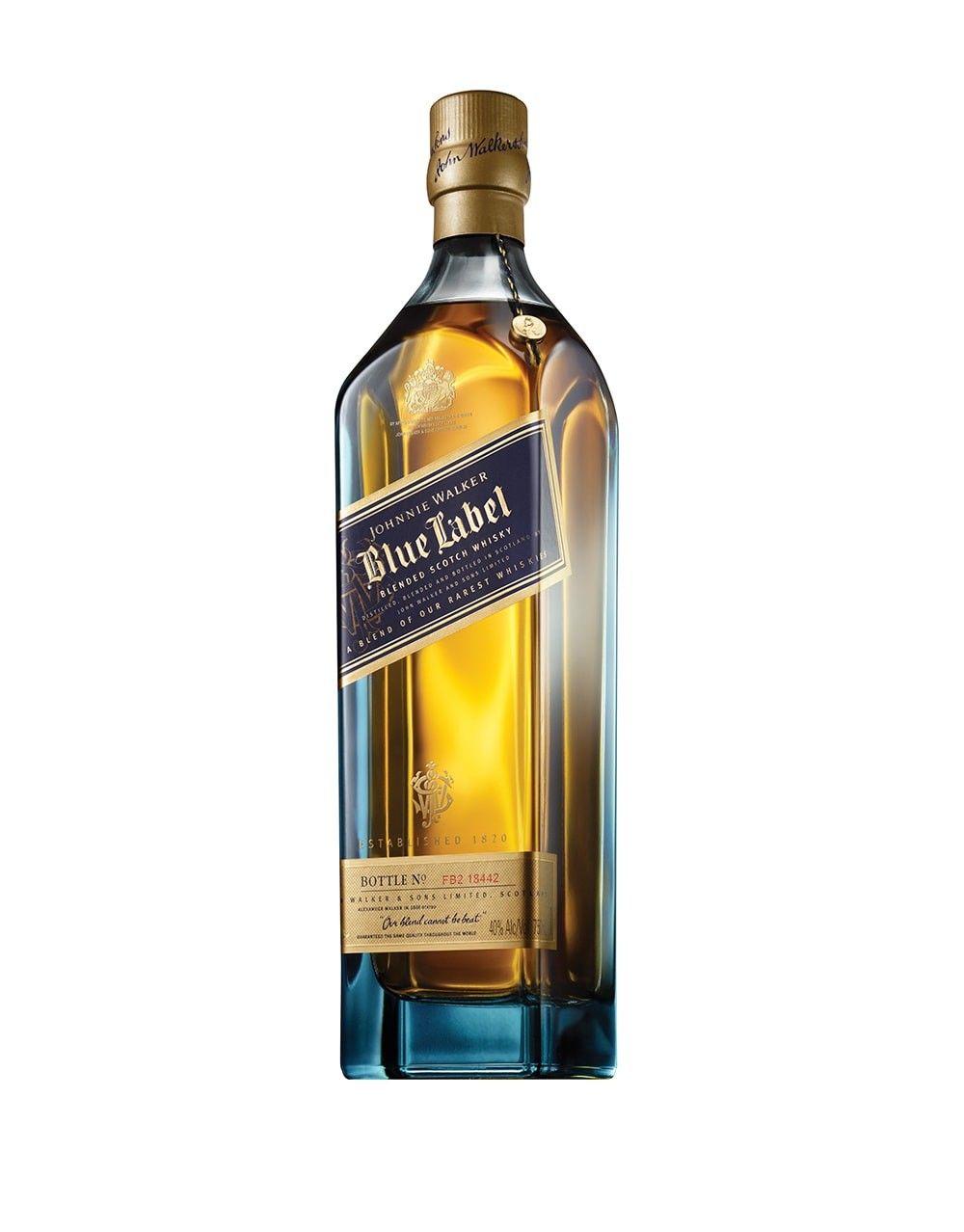 Johnnie Walker Blue Label® Velvety elixir that travels to my tummy :-)