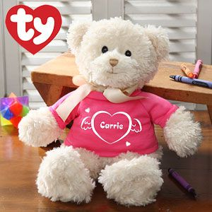 Cuddles Of Love Personalized Teddy Bear Personalised Teddy Bears Teddy Valentine Gifts For Kids