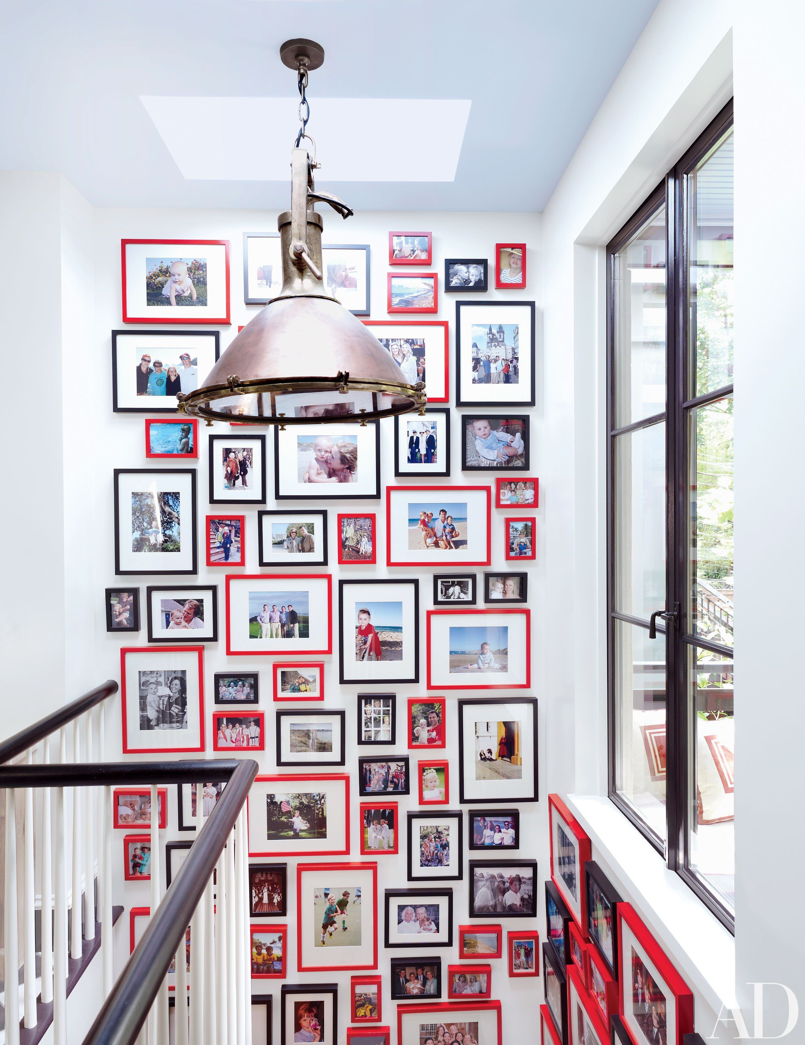 Artworks Get Maximum Impact With Salon Style Walls