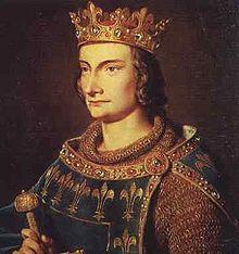 Philip IV, Capet, The Fair, 1268-1314