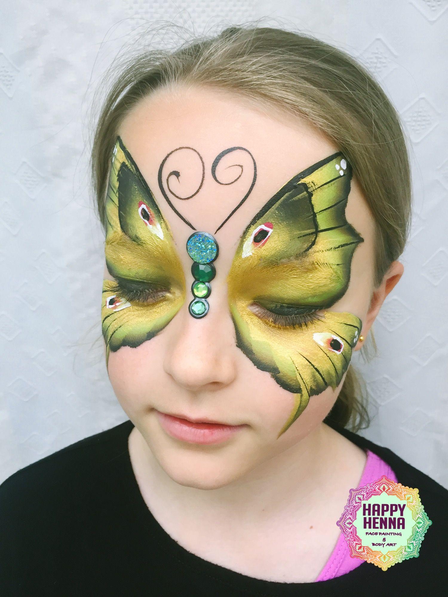 Pin By Birgit Keys On Face Paint Masks Kinder Schminken