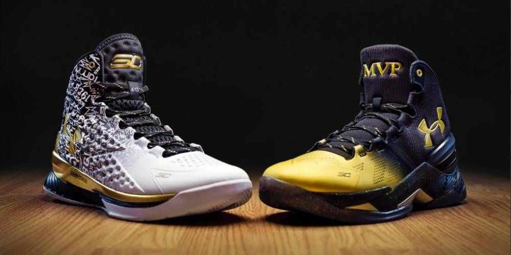 cheap for discount 94c01 f481f Under Armour  homenaje al MVP de Curry con estas zapatillas