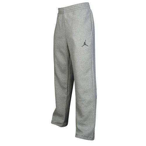 grey jordan sweats