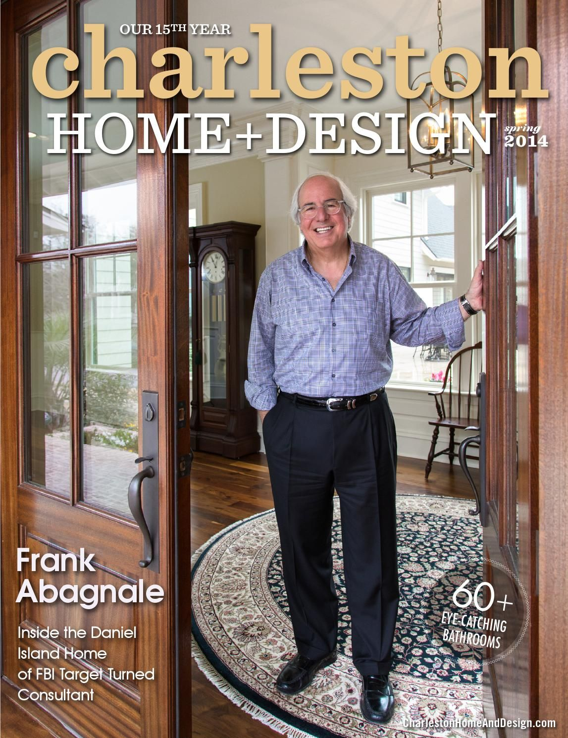 Charleston Home + Design Magazine   Spring 2014