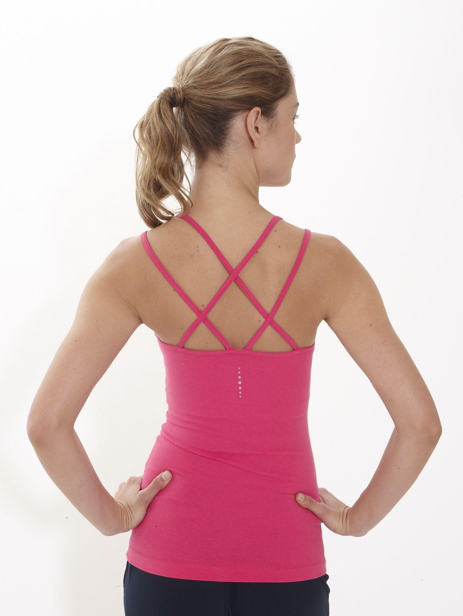 #yoga #pilates #roze #top #bewust http://www.bewustgoed-winkel.nl/c-1982740/asquith/