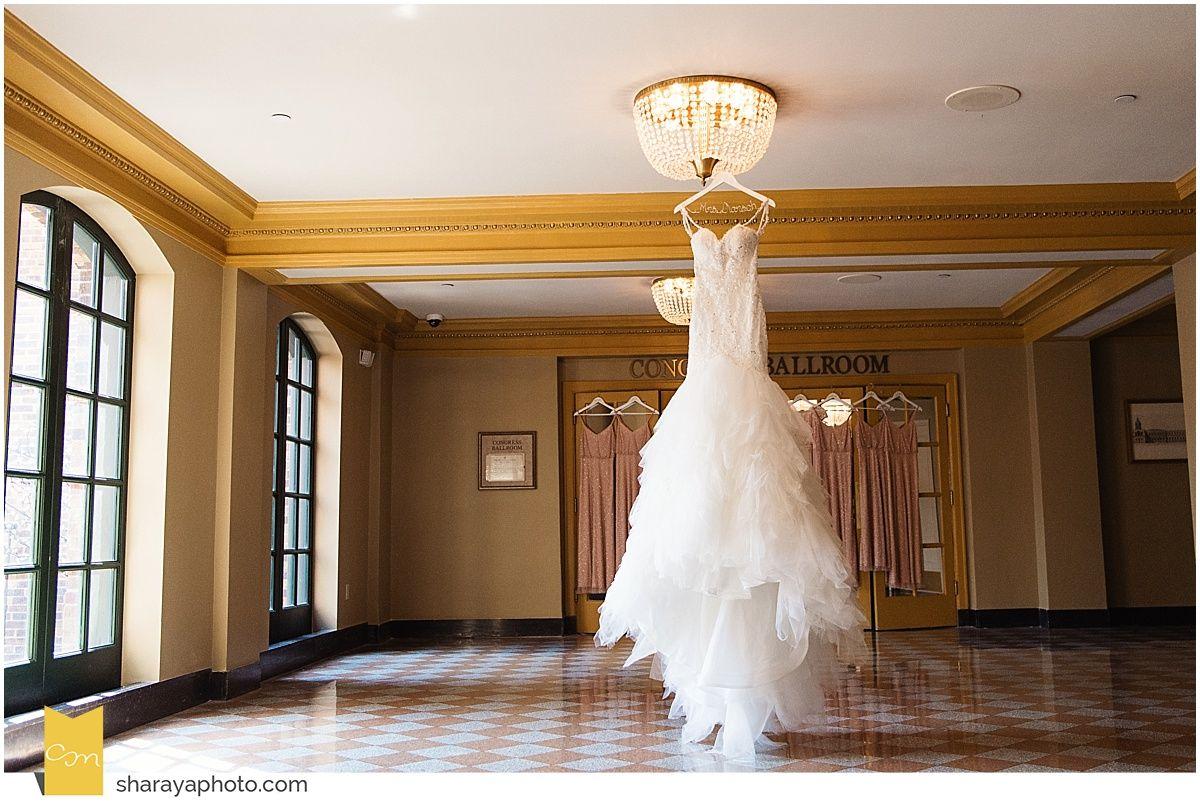 Brass on Baltimore KC Wedding: Nick Kristin | Wedding Gowns ...