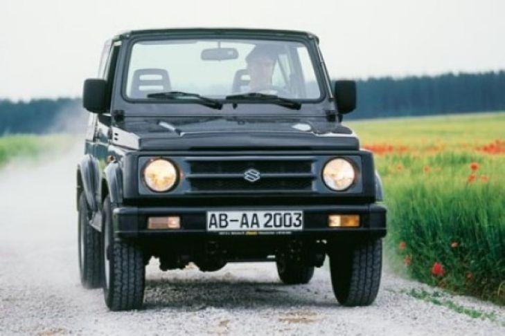 Gebrauchtwagen Suzuki Samurai | Suzuki 4x4 | Samurai