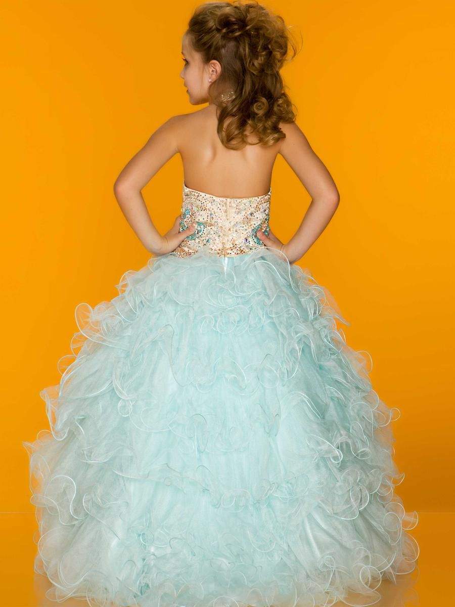 Sugar Glitz Pageant Dress 81680S | Sugar by Mac Duggal 81680S Sugar ...