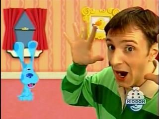 Blue's Clues - Se03Ep04 - What's That Sound? (Mirrored