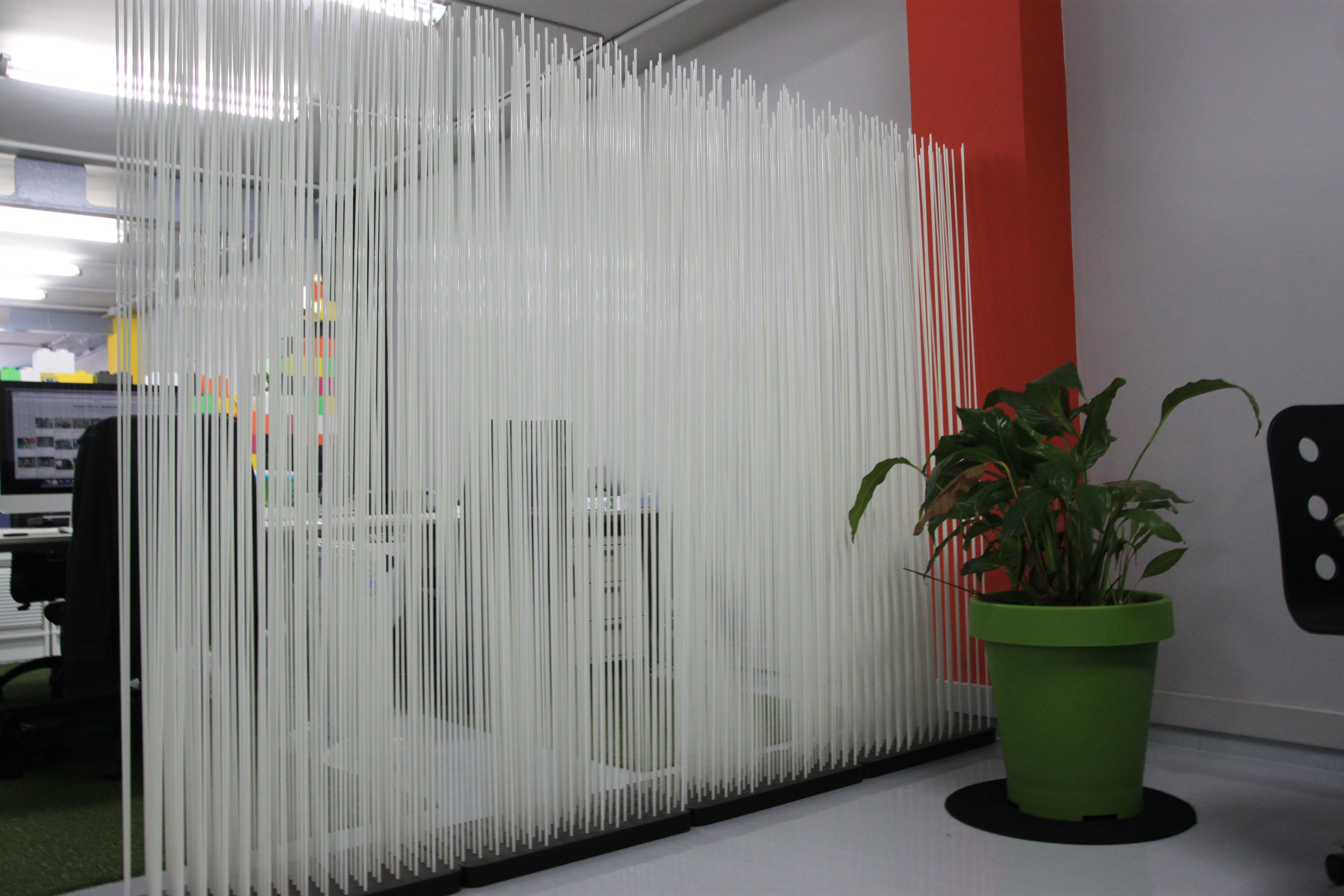Separador de ambientes extremis excelenciaip nuestra - Separador de ambientes ...