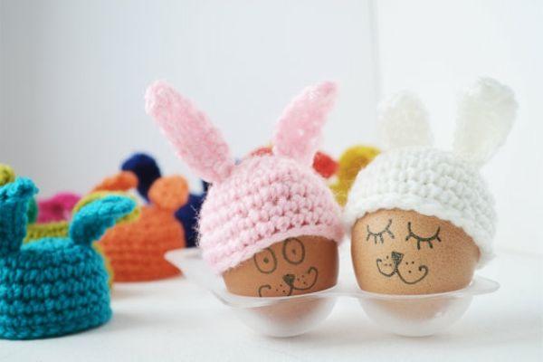 Oh Wie Süß Die Passende Anleitung Für Diese Hübschen Eierwärmer Mit