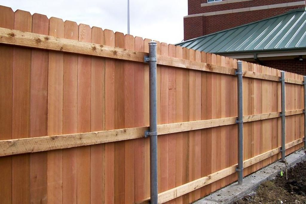 Wooden Gate Fence Design Deas With Wooden Materials Fence Made With ...
