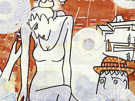 postmodern art