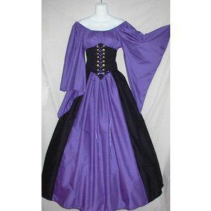 Dagget Sleeve Cincher Set - renaissance clothing, medieval ...