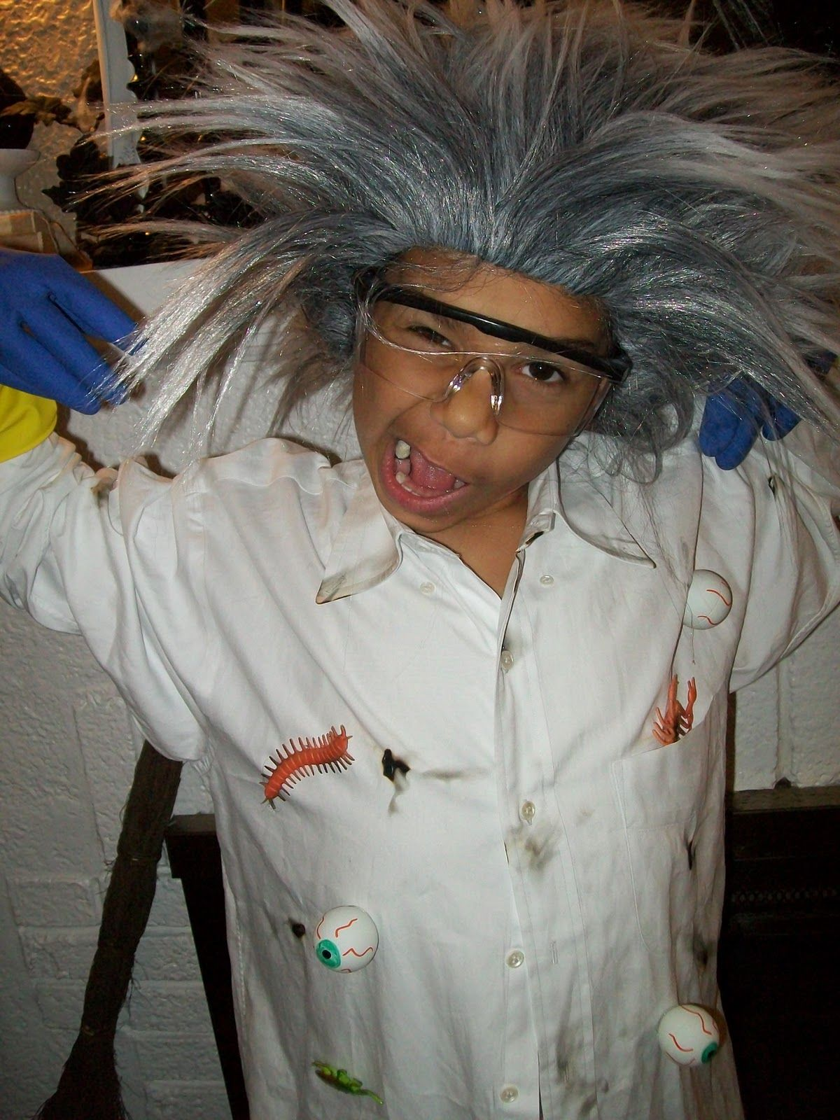 mad scientist costume - google search | halloween | pinterest
