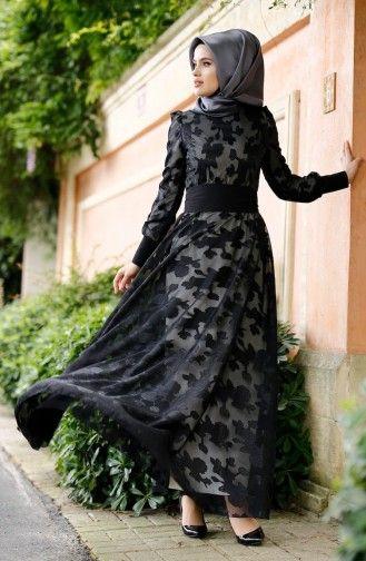 Tesettur Giyim Tesettur Abiye Abaya Tarzi Moda Stilleri Elbise Modelleri
