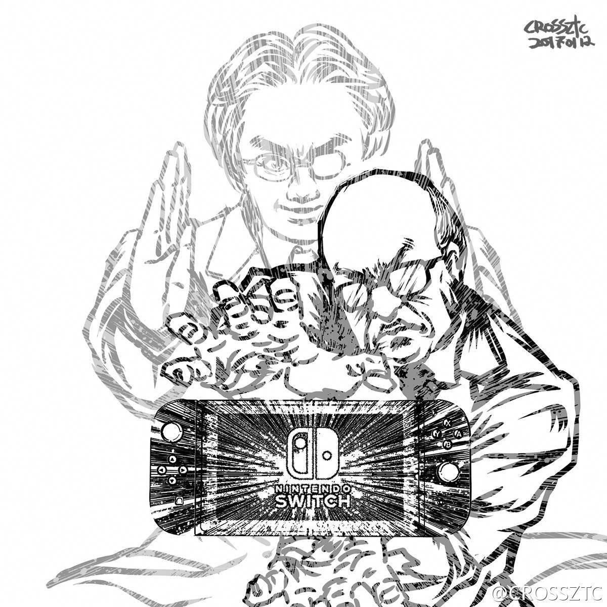 Iwata's Legacy, Directly... to You Nintendo Switch