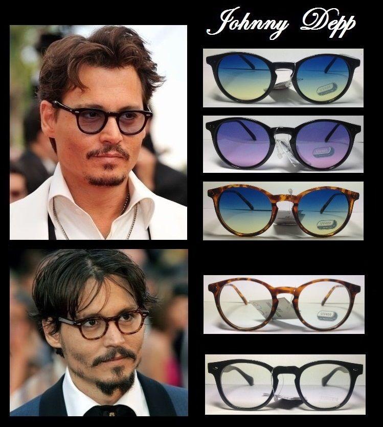 taglia 40 f4c6b 5cc99 Occhiali Johnny Depp | OCCHIALI JOHNNY DEPP | Occhiali da ...