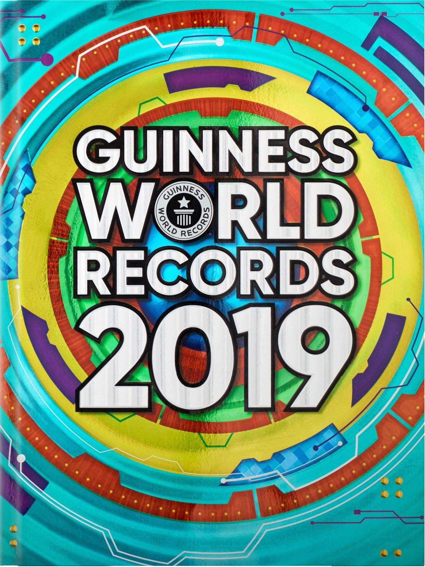 Resultat d\'imatges de guinness world record 2019   OCTUBRE 2018 ...