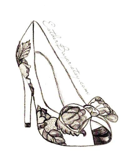 Cool Antique Images Free Shoe Clip Art Image Of 1917 Women S Shoe Fashion #8Mg0mY - Clipart Suggest