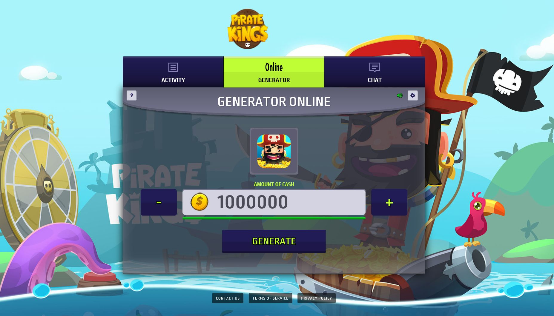 Pirate kings hack cheat pirate kings spins and cash in