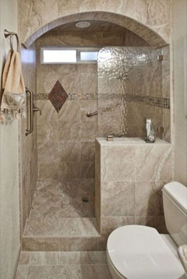 40 Beautiful Master Bathroom Remodel Ideas Bathroom Remodel Shower Bathroom Design Small Bathroom Remodel Master