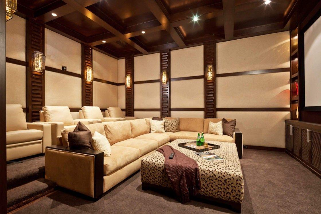 lighting ideas ceiling basement media room. Room · Exciting Coffered Ceiling Ideas: Lighting Ideas Basement Media