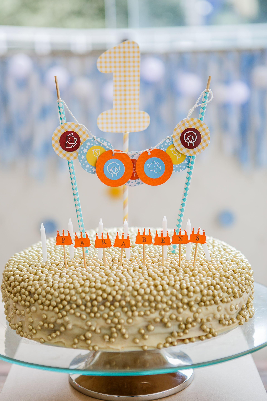 """Bolo """"lua"""" e topo de bolo super estiloso!"""