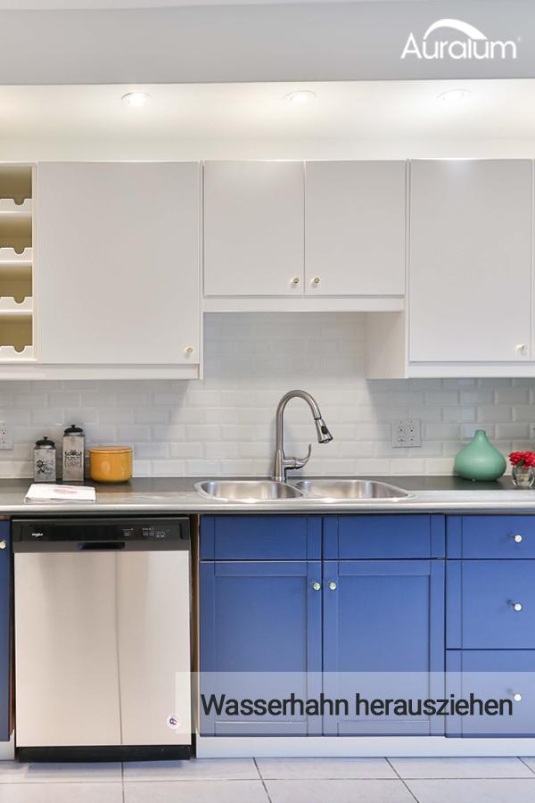 Wasserhahn Herausziehen Kitchen Kitchen Cabinets Decor