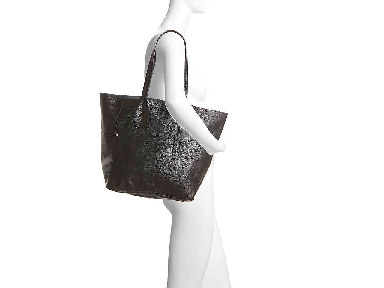 5c574f1294f5d Coach and Four Unlined Leather Tote Women's Handbags & Accessories | DSW