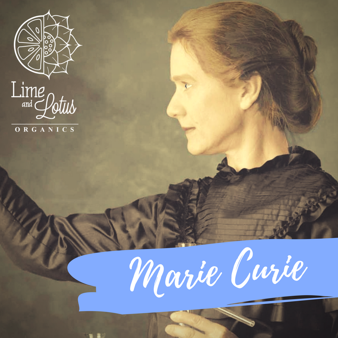 Despite being in a period where there is a deep prejudice in women, Marie Curie was the first woman to garner Nobel Prize in two areas (Physics and Chemistry) which she shared with her husband. From her undying love of scientific discovery, she deserves to be our Woman Crush Wednesday. By Lime and Lotus Organics.