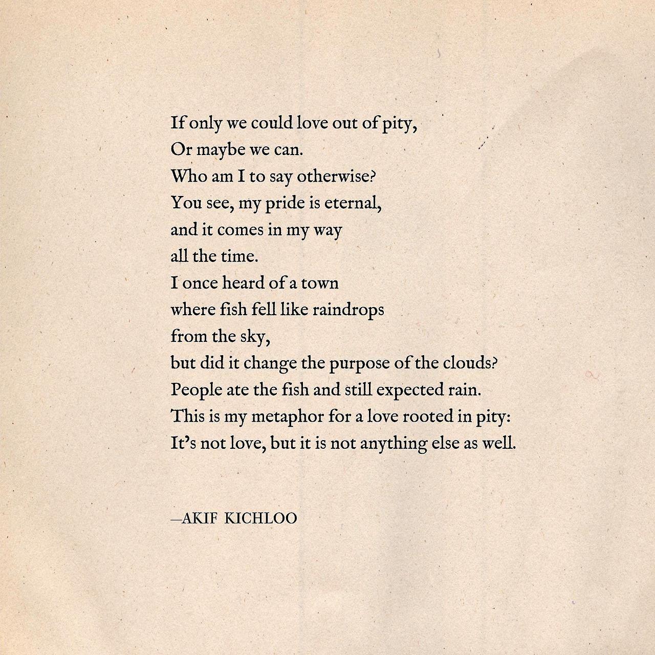 Poem · '�