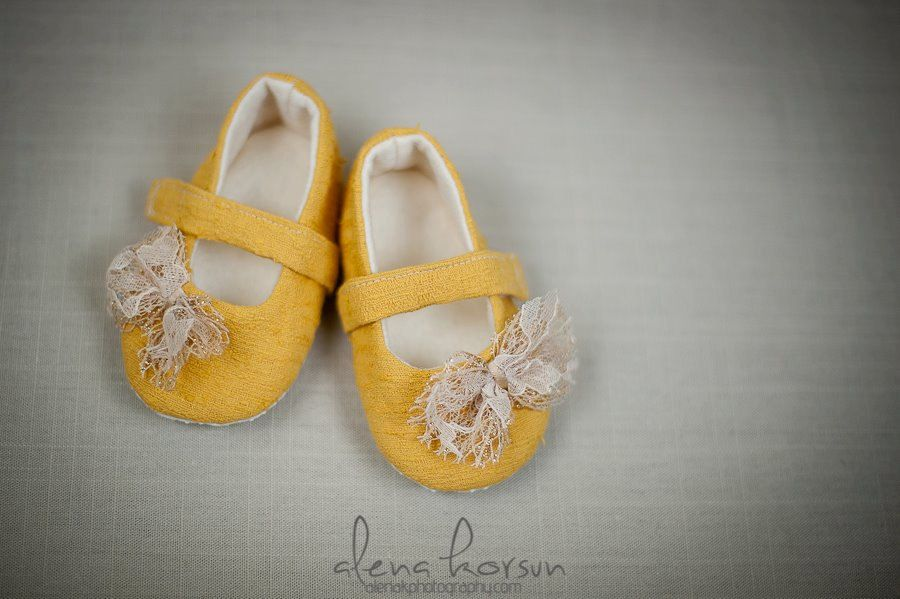 "AK DESIGNS ""Elegant Baby Shoes"" - Little Susan.. $25.00, via Etsy."