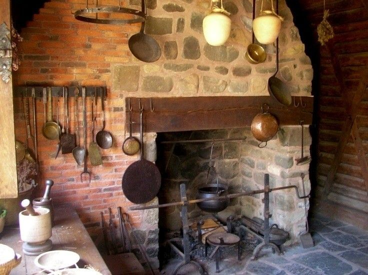 Tudor Kitchens A Big Difference Between Tudor Manor