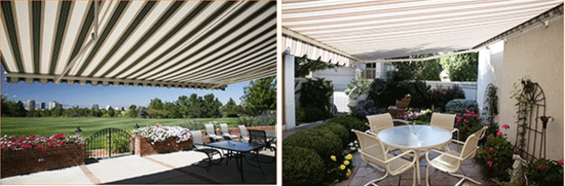 Pin By Emily Shaheen On Retractable Awnings Patio New Patio Ideas Vinyl Patio Covers