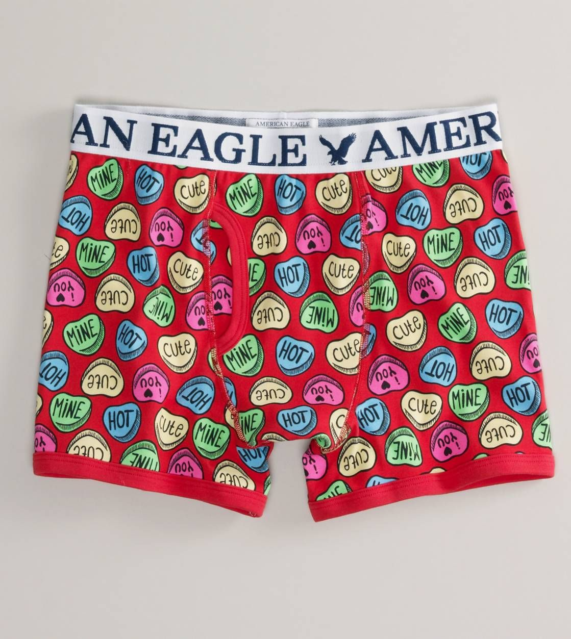 ae candy hearts boxer brief