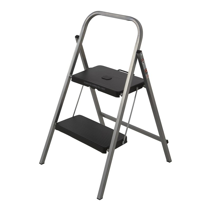 Outstanding Find Syneco 2 Step Domestic Ladder At Bunnings Warehouse Beatyapartments Chair Design Images Beatyapartmentscom