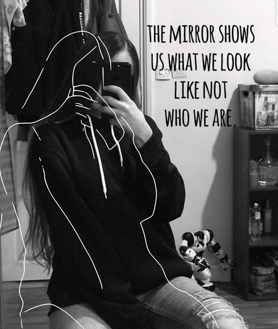 Meryem Abu Akil On Instagram أحب نفسك Quotestoliveby Kira Otakugirl Otakugirl Army Senpai Show Us Shows