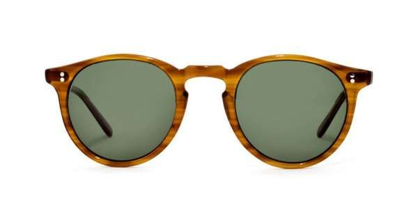 4a1e5abe8027 The Oliver Peoples O Malley Sunglasses Take You Back to the 60s  trendhunter.com