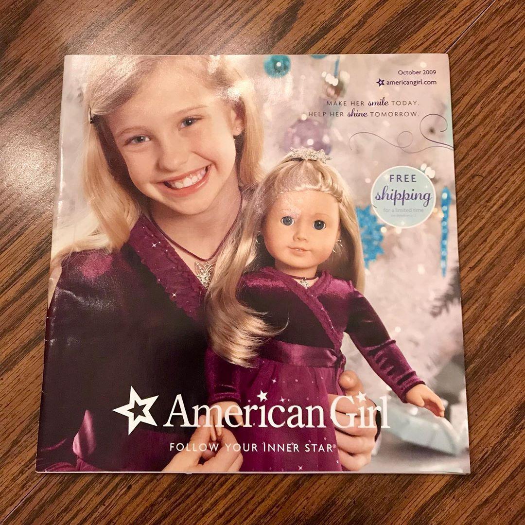 New American Girl Kit School Skirt Set~Sweater~Hat~Complete Retired Ships FREE