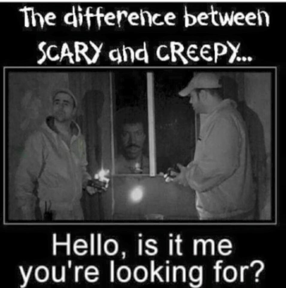 Pin By Tiffany Jones On All Things Ghosty Funny Quotes Creepy Funny