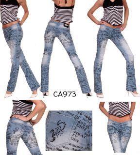 Damen jeans bootcut 38