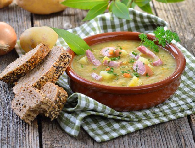 Zupa Ziemniaczana Czyli Tradycyjna Kartoflanka Zupy Zupy