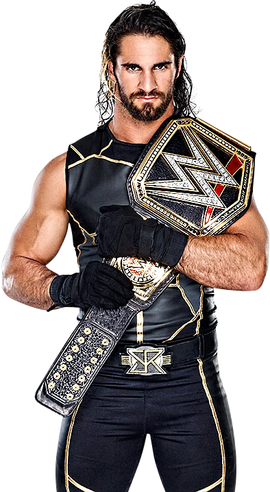 Seth Rollins Wwe World Heavyweight Champion 2015 Wrestling Superstars Seth Rollins Wwe World
