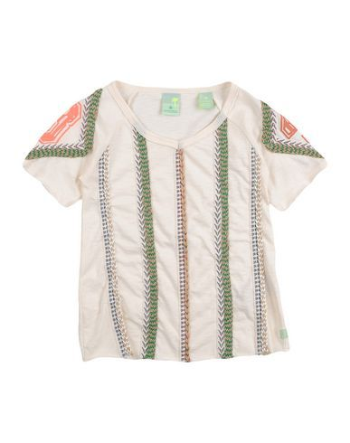 SCOTCH R'BELLE Girl's' T-shirt Ivory 4 years