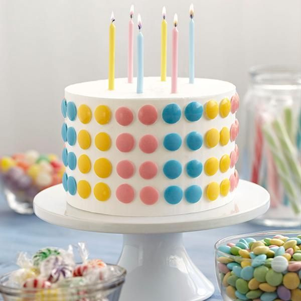 Cute As A Button Candy Cake Cake Inspiration Pinterest Sweets