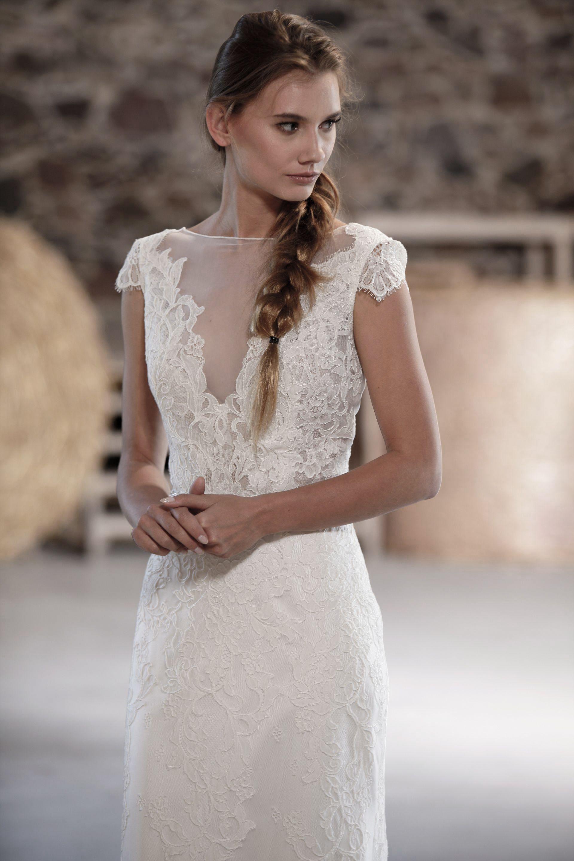 Modell Chloe (823) – Silk & Lace Hochzeitskleider, wir verfolgen die ...