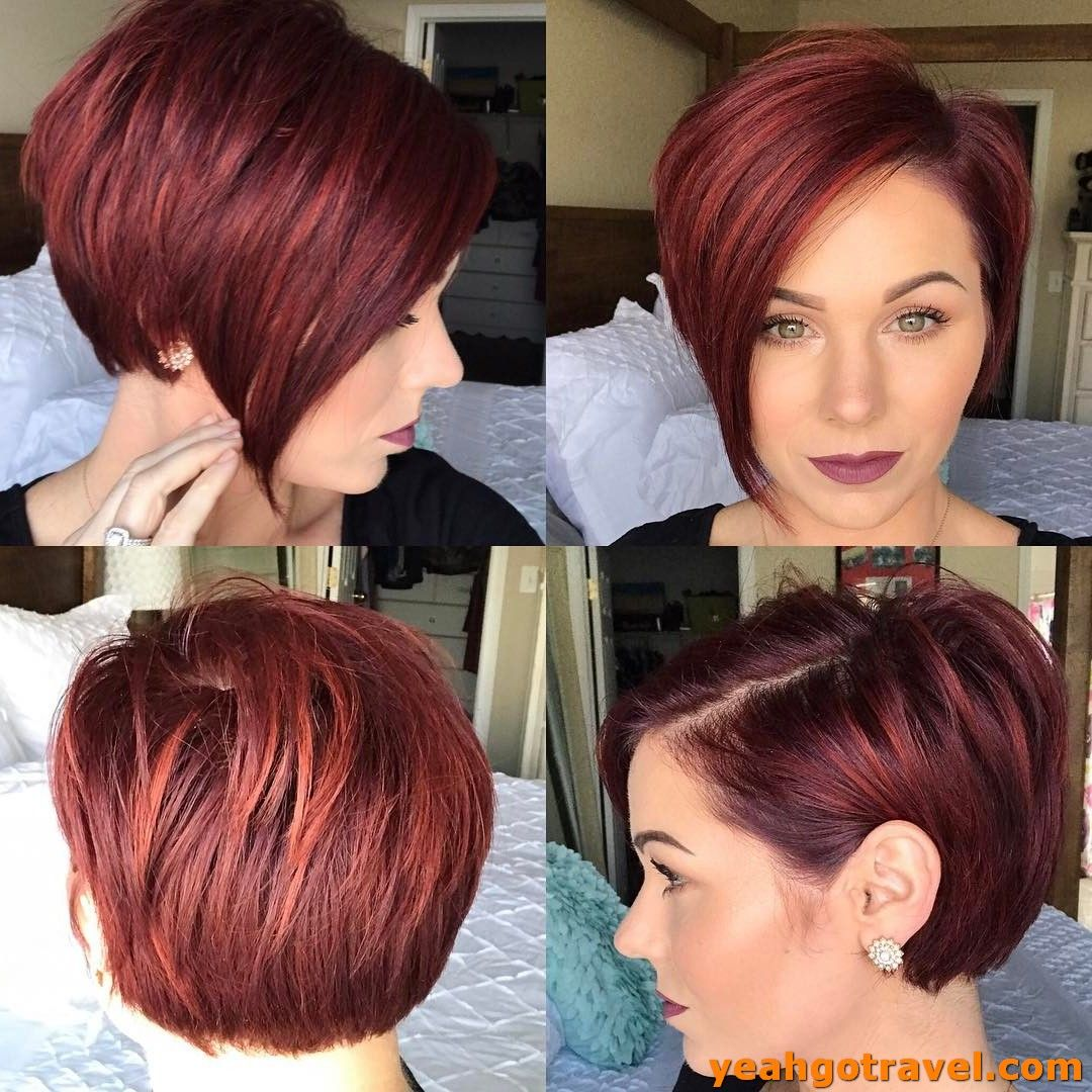 48+ Super Pretty Color For Short Hair In This Summ