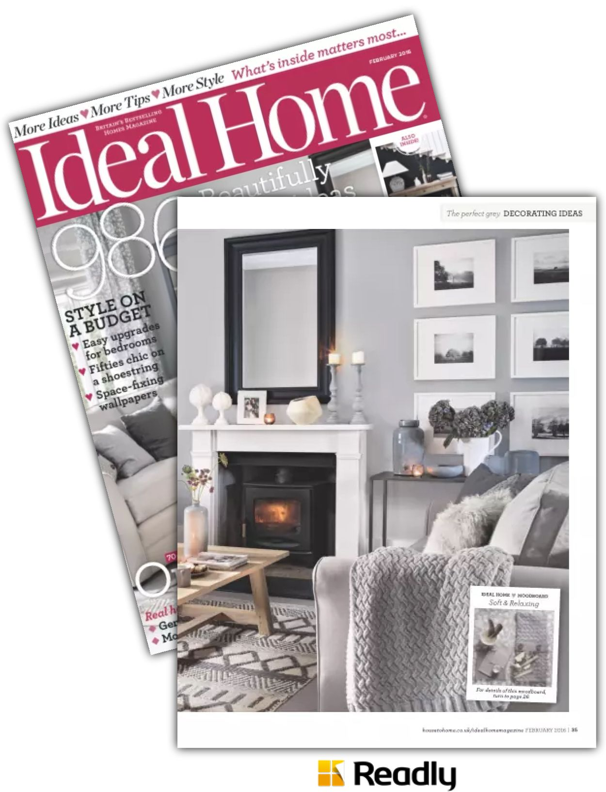 Suggestion about Ideal Home February 2016 page 35 | Living Room ...
