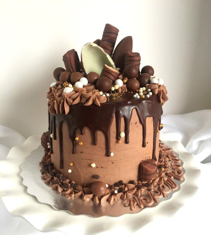 Chocolate birthday cake ultimate chocolate cake baking mad